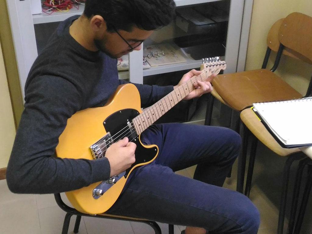 Enrico Medi e la musica