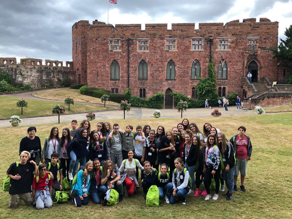 Summer School in Inghilterra